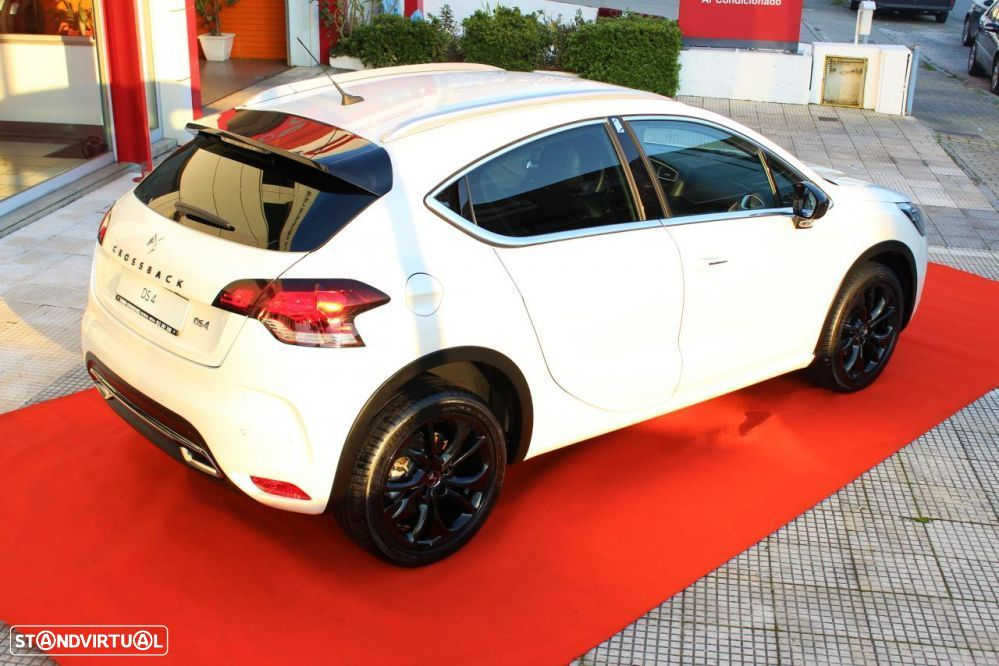 DS DS4 Crossback 1.6 BlueHDi So Chic J18 EAT6 - 8