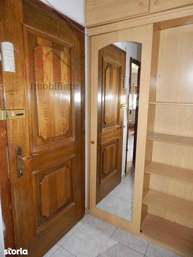 Apartament de inchiriat, Arad (judet), Faleza Sud - Foto 11