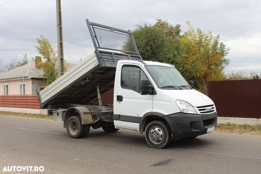 Iveco Daily 35C10 Basculabil - 1