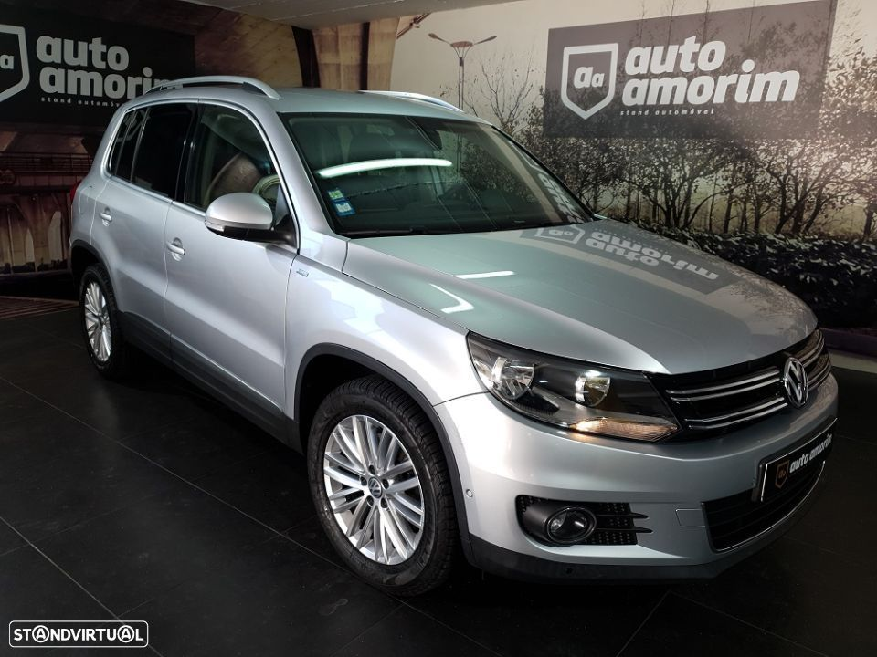 VW Tiguan 2.0 TDI  4x2 BlueMotion CUP - 1