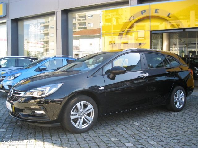 Opel Astra Sports Tourer EDITION ACTIVE GPS - 2