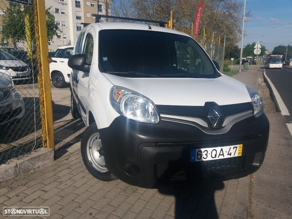 Renault Kangoo Iva Dedutivel - 1
