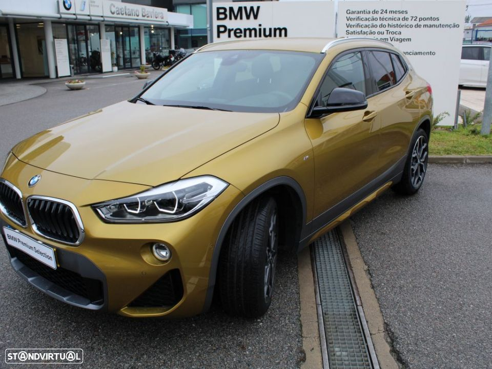 BMW X2 xDrive20d Auto Pack M - 1