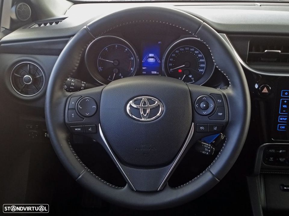 Toyota Auris Touring Sports 1.4D Comfort Pack Techno Pack Sport TS - 6