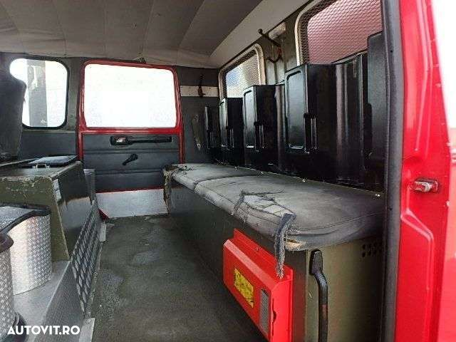 Renault G 230 + MANUAL + FIRE TRUCK + 35889KM ! - 5