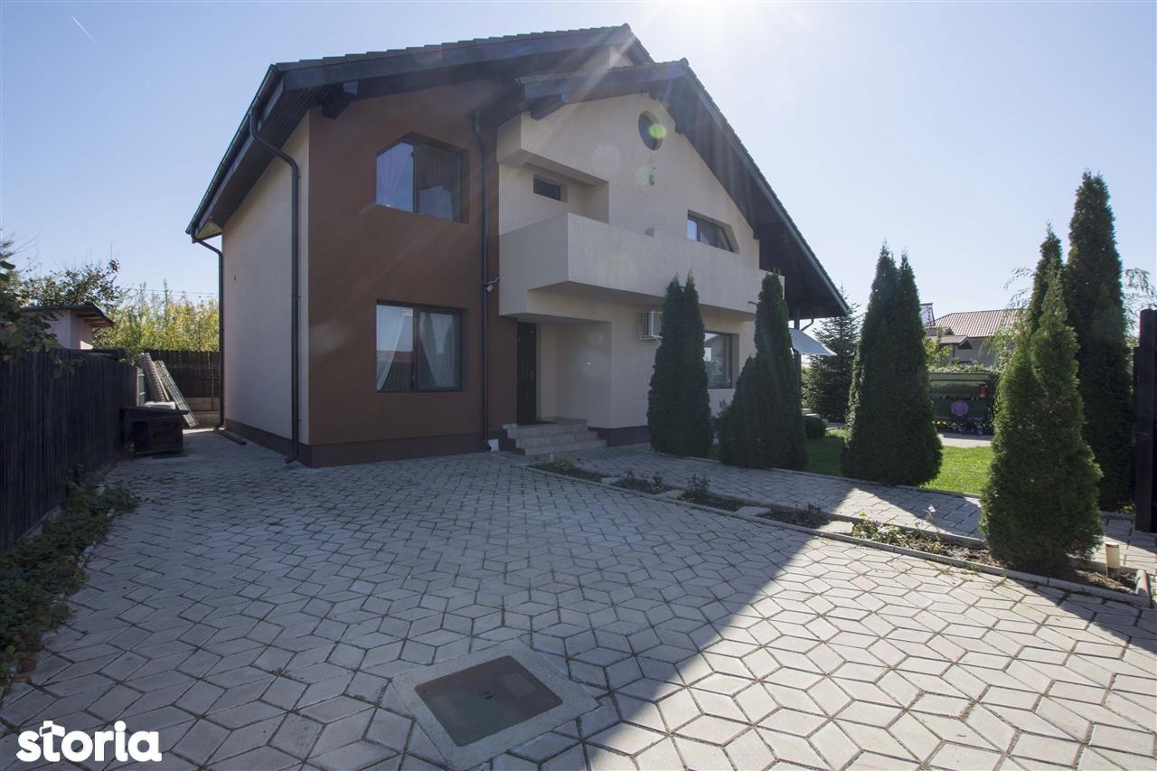 Casa de vanzare, Ilfov (judet), Strada Mircea Eliade - Foto 4