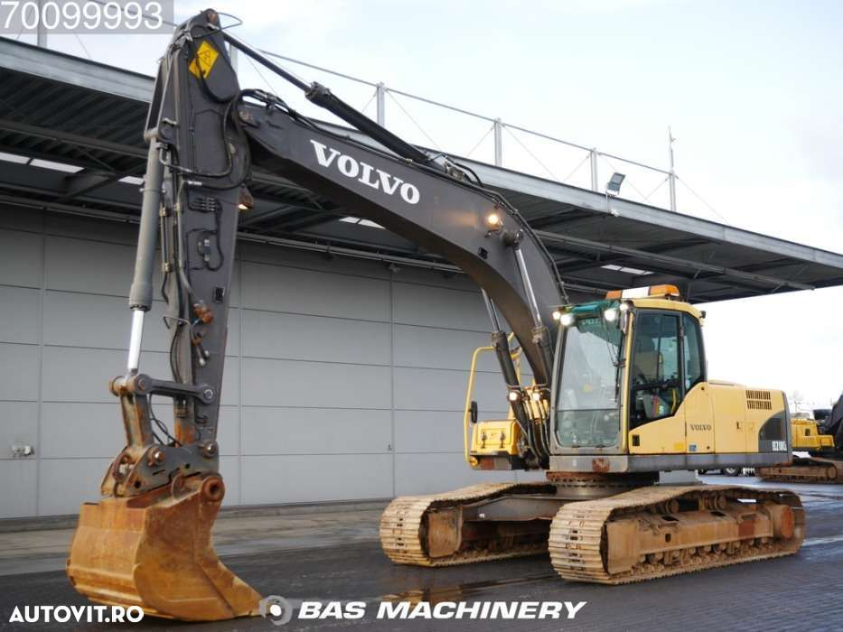Volvo EC210 C L Nice and clean condition - 1