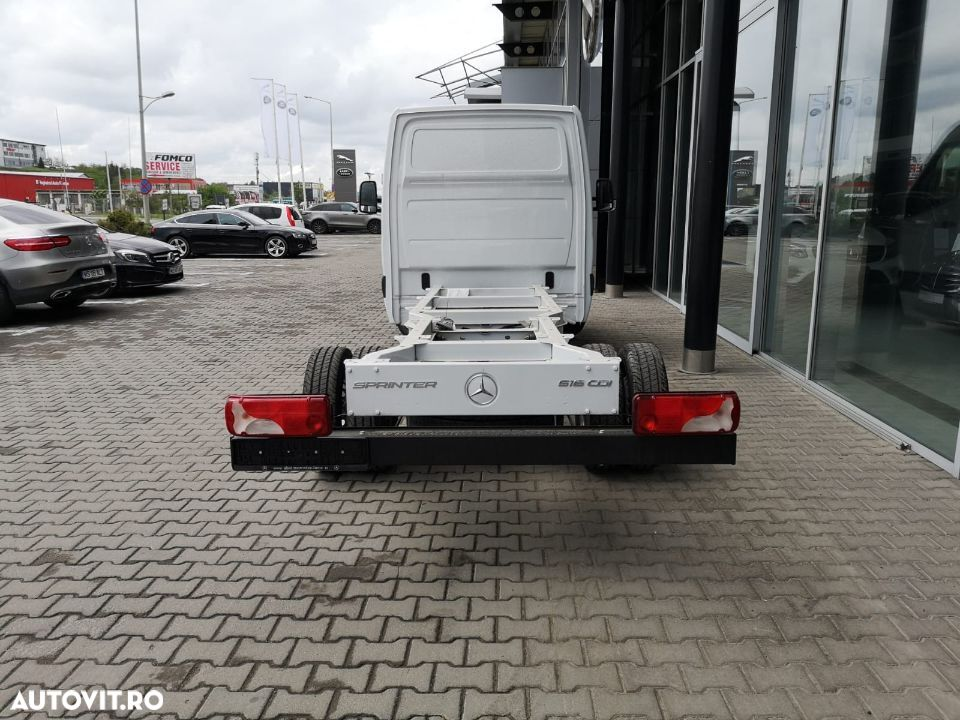 Mercedes-Benz Sprinter 516 Detarat 3.5T - 9