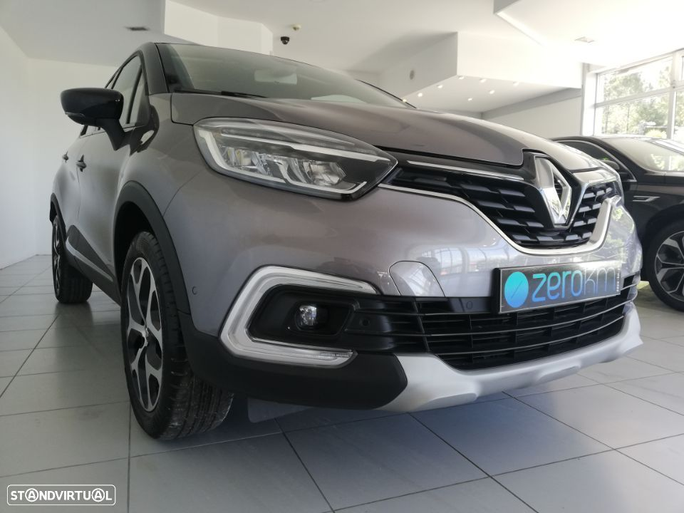 Renault Captur EXCLUSIVE TCE 90 - 19