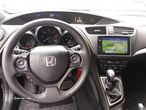 Honda Civic 1.6 i-dtec Elegance Connect Navi - 16