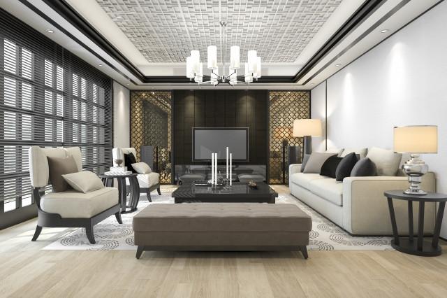 Bogaci wolą apartamenty niż rezydencje