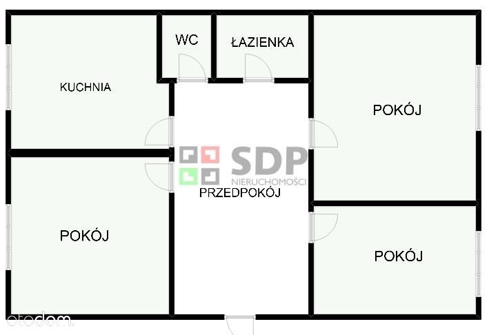 Mieszkanie na sprzedaż, Wrocław, Psie Pole - Foto 7