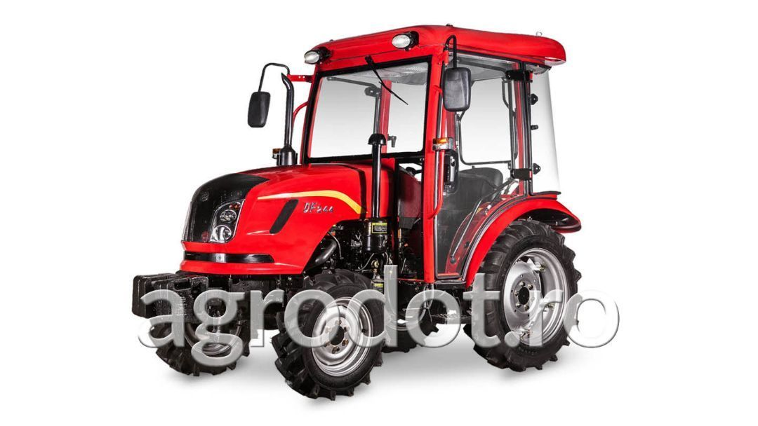 Tractor Dongfeng DF-244С cu cabină - 1