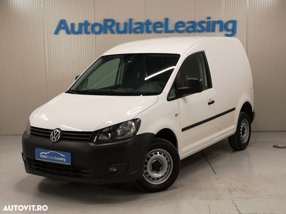 Volkswagen Caddy 4x4 - 12