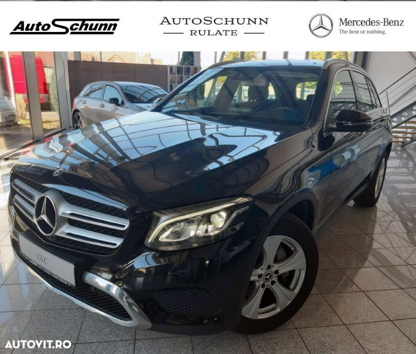 Mercedes-Benz GLC 250 - 21