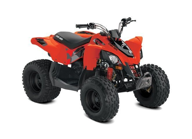 Can-Am DS 90 New Model Year 2019 VAT23% - 4