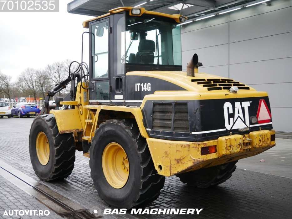 Caterpillar IT14G Nice and clean condition - 2