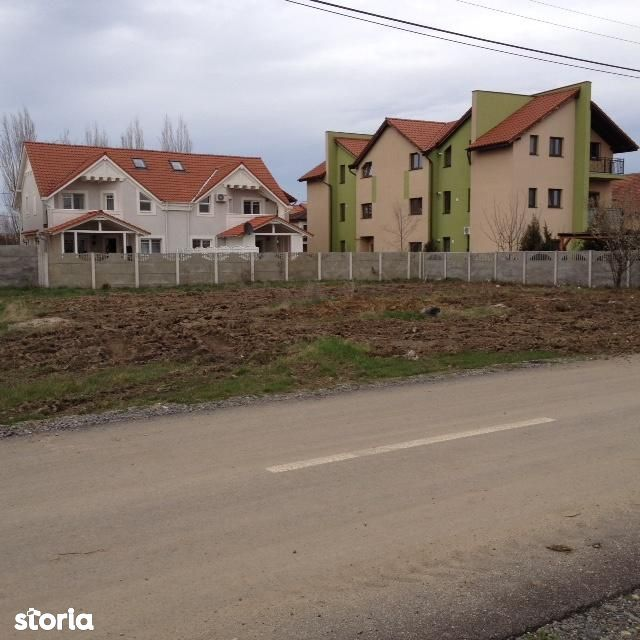 Teren de Vanzare, Timiș (judet), Lalelelor - Foto 1