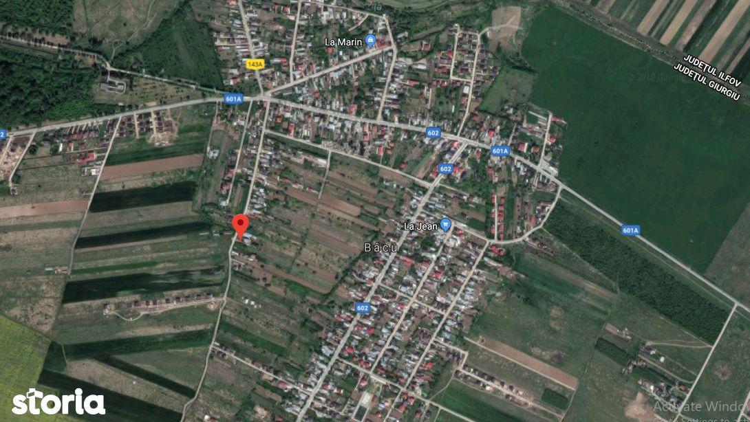 Teren de Vanzare, Giurgiu (judet), Bâcu - Foto 2