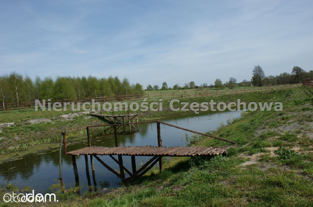 Działka na sprzedaż, Długi Kąt, kłobucki, śląskie - Foto 1