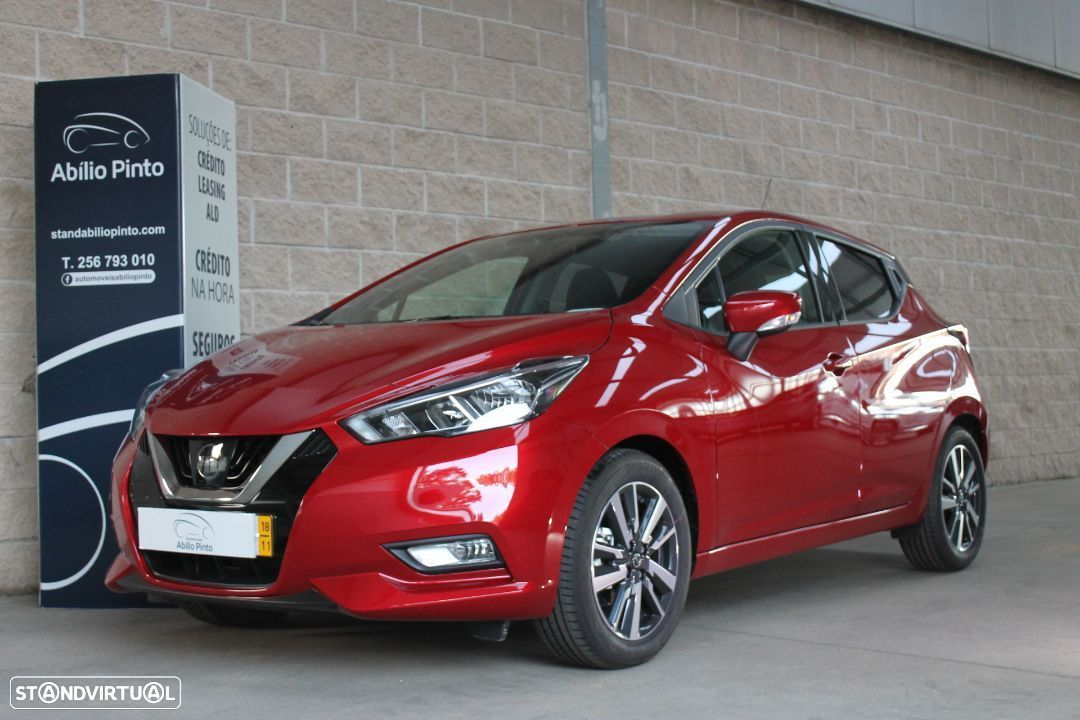 Nissan Micra 0.9 IG-T N-CONNECTA GPS - 4