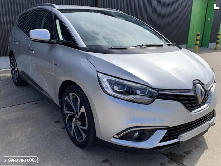 Renault Grand Scénic 1.6 DCI BOSE EDITION - 1