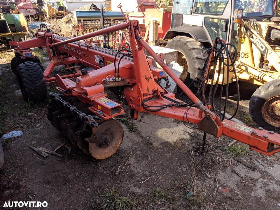Kuhn Discovery XS - 4