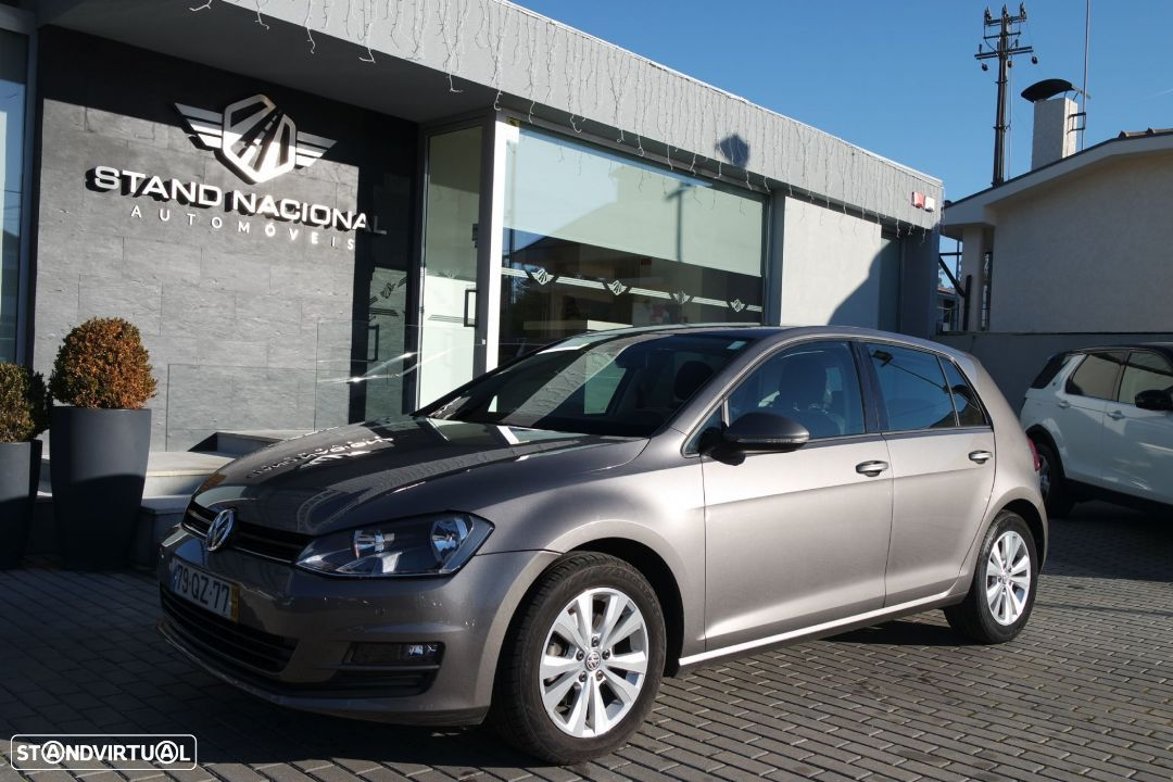 VW Golf 1.6TDI DSG GPS EDITION - 3