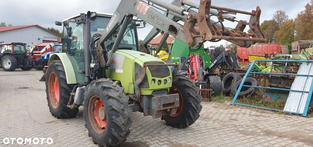 Claas Celtis 446 Tur Mailleux Renault Ares Ceres - 6