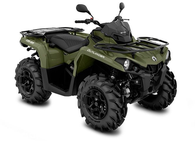 Can-Am Outlander PRO 570 T3 New Model Year 2019 VAT23% - 1