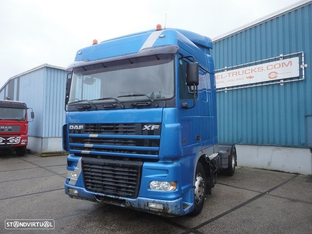DAF FTXF 95-430 SPACECAB (EURO 3 / ZF-INTARDER / AS-TRONIC / AIRCONDITIONING) - 1