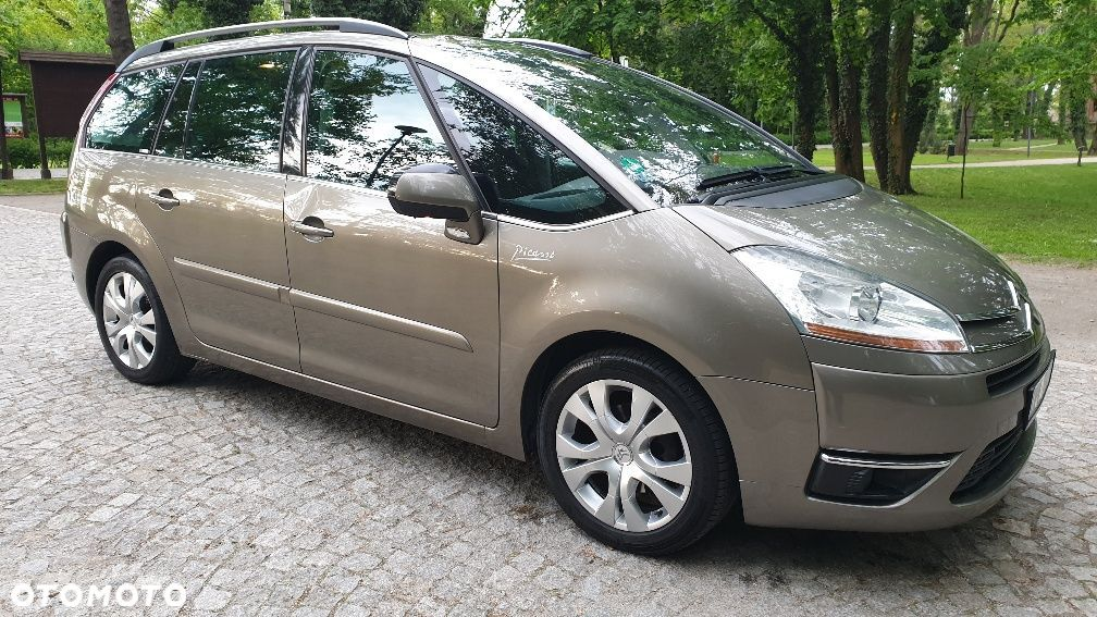 Citroën C4 Grand Picasso Panorama 7 osobowy 1,6 HDI - 1