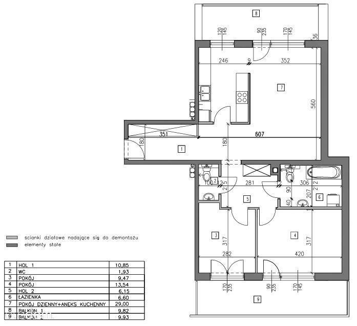 Mieszkanie na sprzedaż, Ząbki, wołomiński, mazowieckie - Foto 8