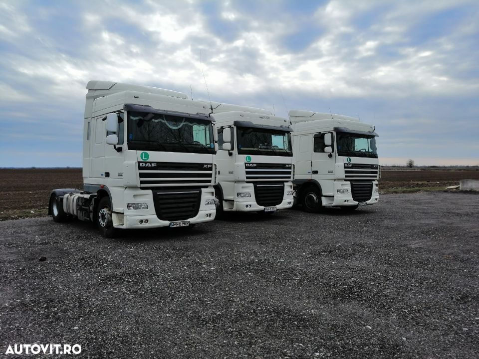 DAF FT XF - 1