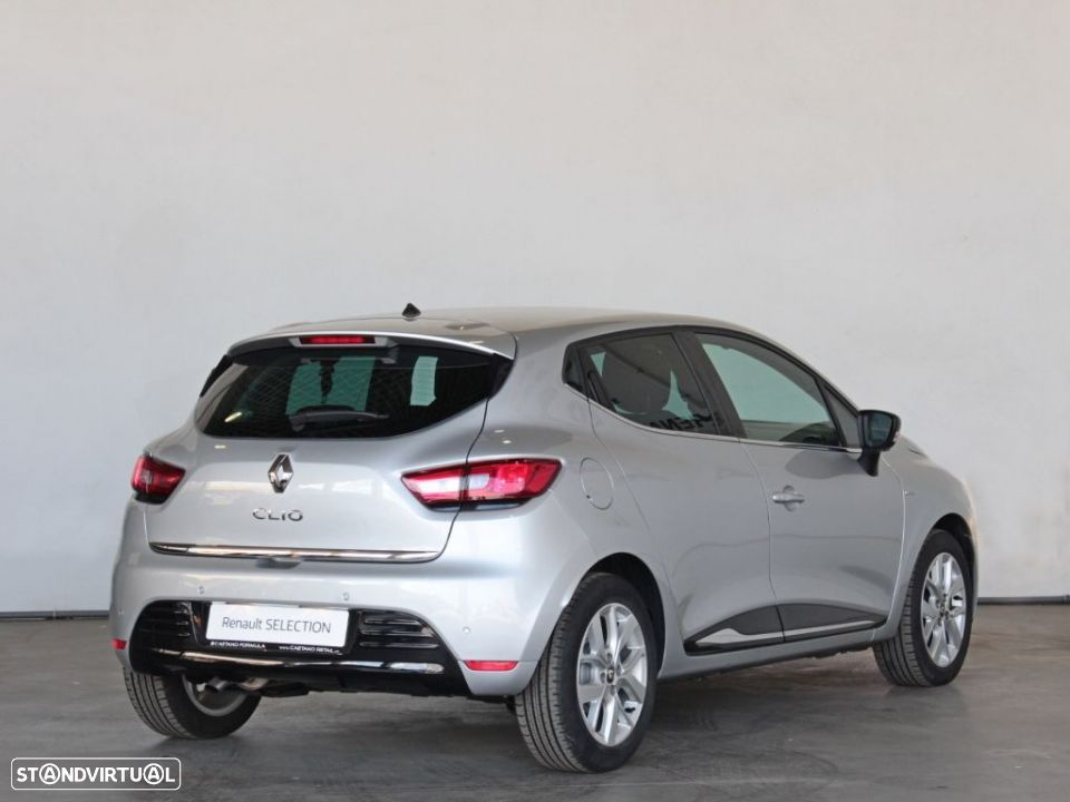 Renault Clio 1.5 dCi 90 Limited - 2