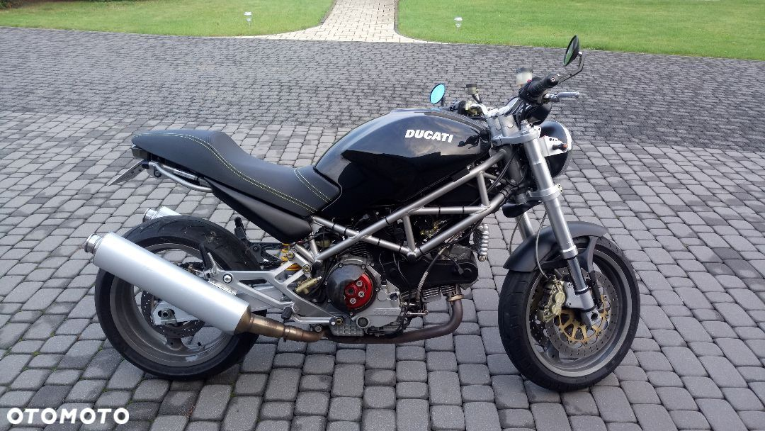 Ducati Monster Cafe Racer - 1