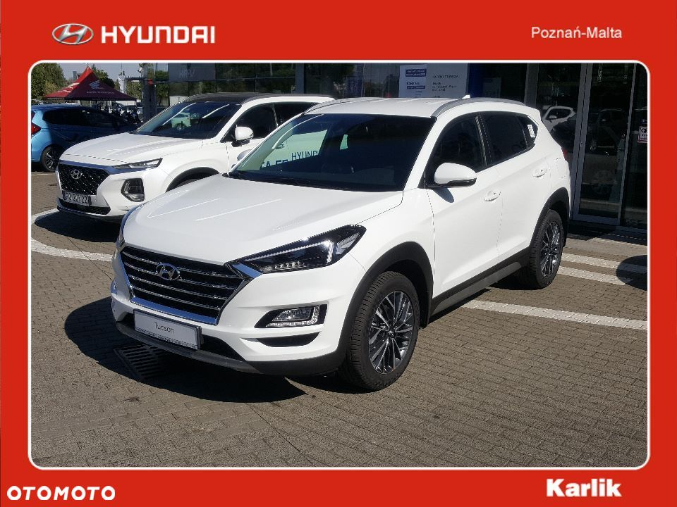 Hyundai Tucson 1.6T GDI 177KM 7DCT Style Dealer ASO!! - 1