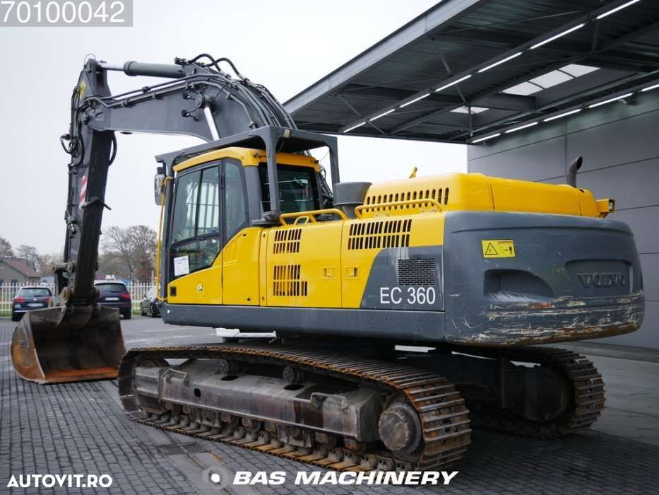 Volvo EC 360 C Nice and clean condition - 2