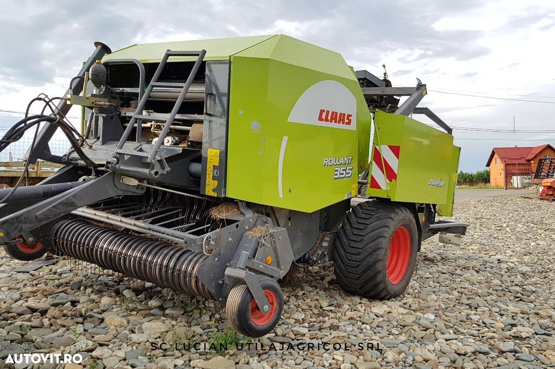 Claas Rollant 355 - 4