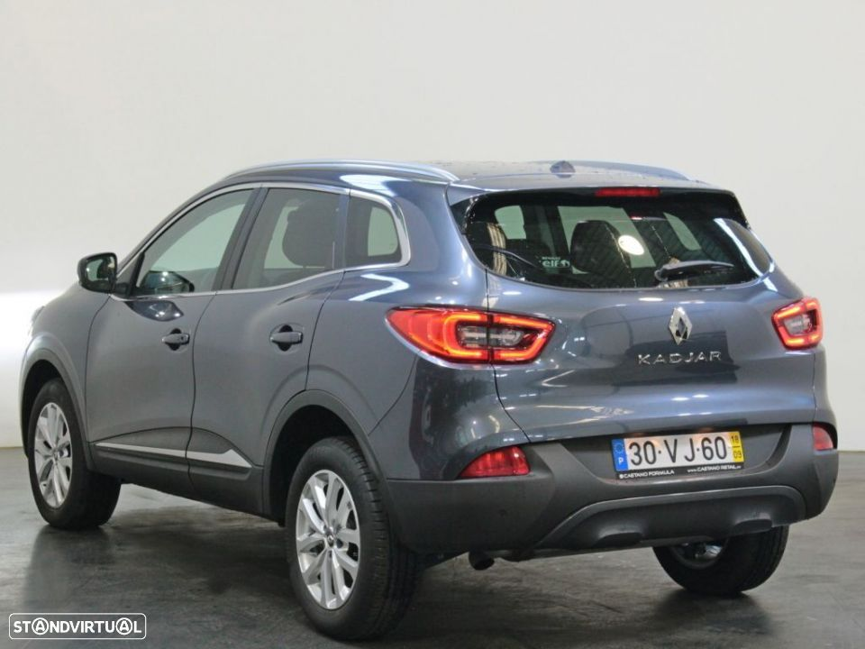 Renault Kadjar 1.5 dCi Energy 110 Exclusive - 3