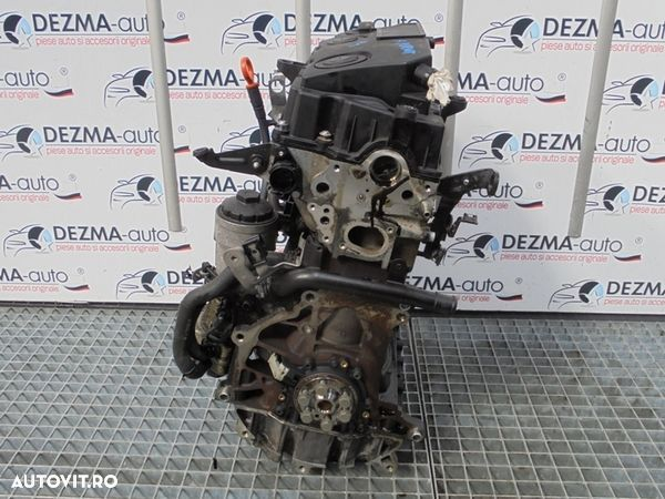 Motor , Vw Touran 1.9tdi - 4