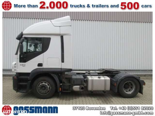 Iveco Stralis AT440S42T/P 4x2 SZM INTARDER - 2