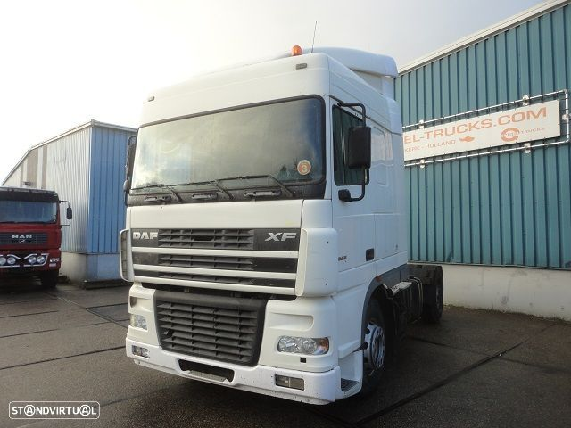 DAF FTXF 95-430 SPACECAB (EURO 3 / ZF-INTARDER / AS-TRONIC / HYDRAULIC KIT / AIRCONDITIONING) - 1