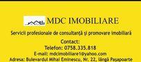 Agentie imobiliara: MDC Imobiliare