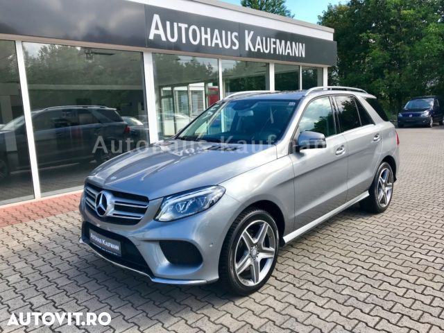 Mercedes-Benz GLE 350 - 20