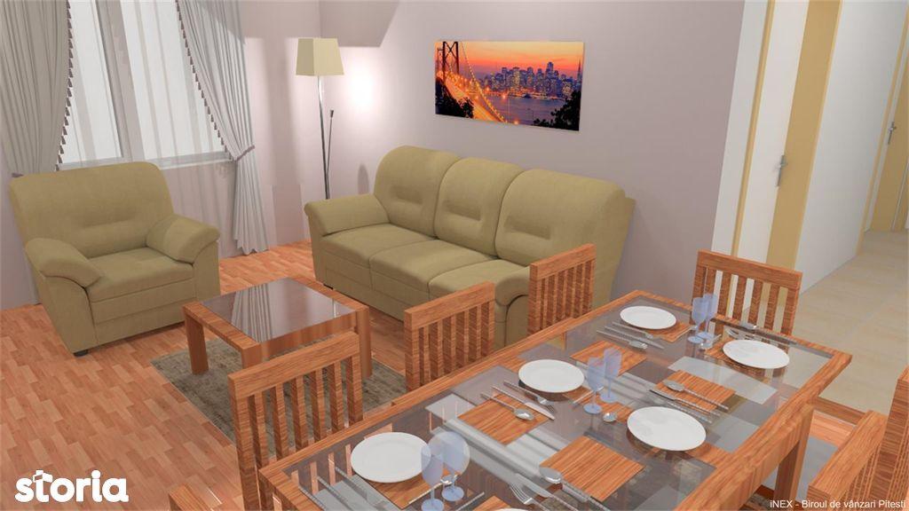 Apartament de vanzare, Argeș (judet), Strada Alexandru Kirițescu - Foto 5