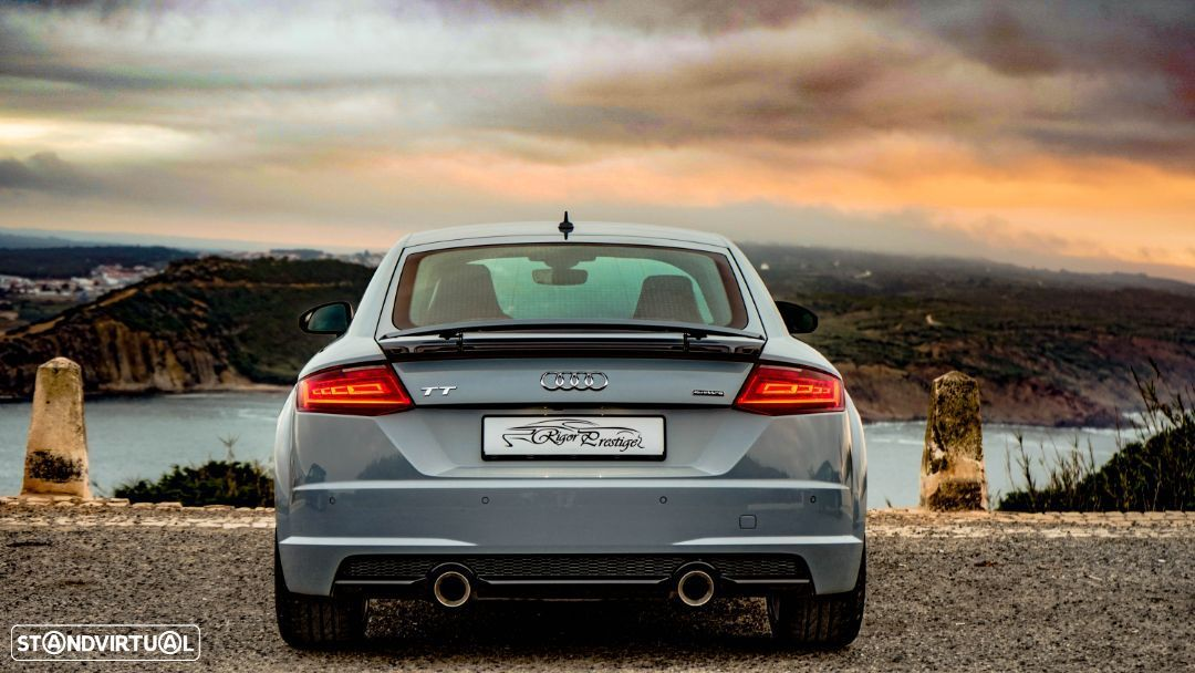 Audi TT 20 Years Limited Edition - 16