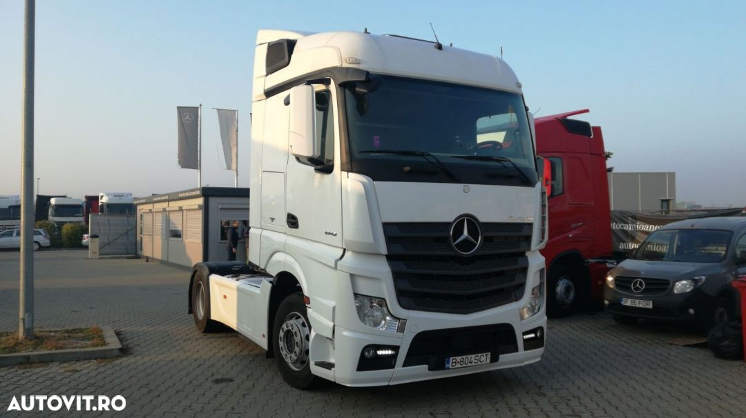 Mercedes-Benz Actros 1842 LS - Garantie Internationala 12 Luni - 1