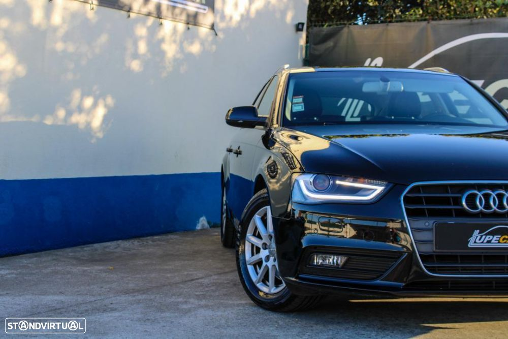 Audi A4 Avant 2.0 TDi Multitronic Exclusive - 14
