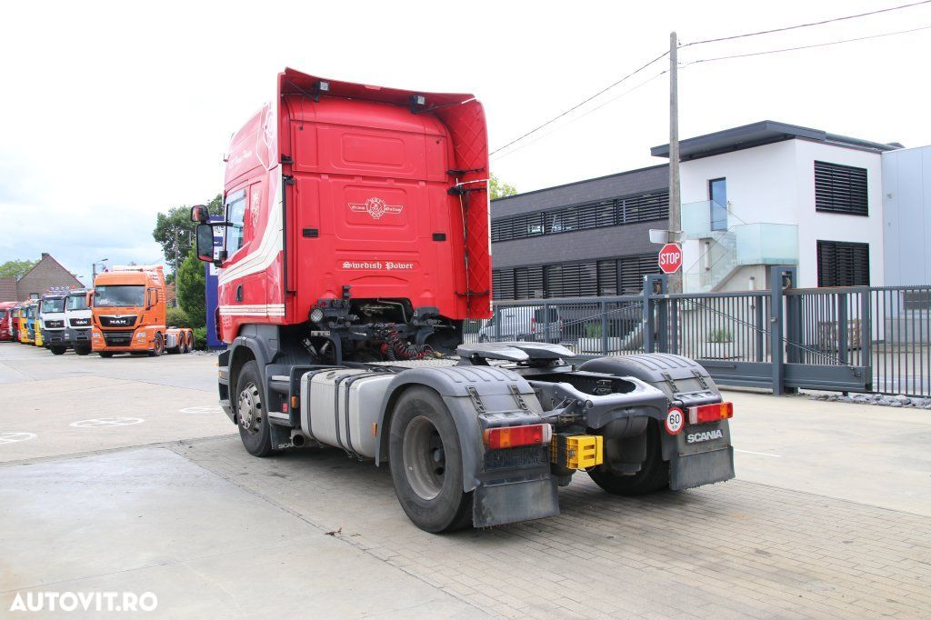 Scania R620+MANUAL+INTARDER+KIPHYDR. - 5